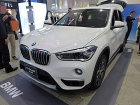 Image illustrative de l'article BMW X1