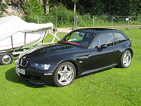 Bmw M Coupé And Roadster Wikipedia
