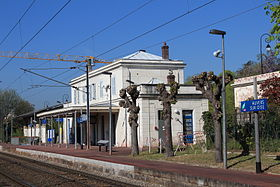 Image illustrative de l'article Gare d'Auvers-sur-Oise