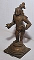 Baby Krishna with Ball - Bronze - Modern Age - ACCN 76-274 - Government Museum - Mathura 2013-02-24 6624.JPG