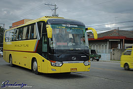 List of bus companies of the Philippines - Wikipedia
