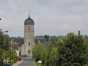 L'église Saint-Étienne.