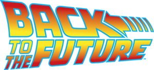 Back to the Future (franchise) - Image: Back to the Future film series logo
