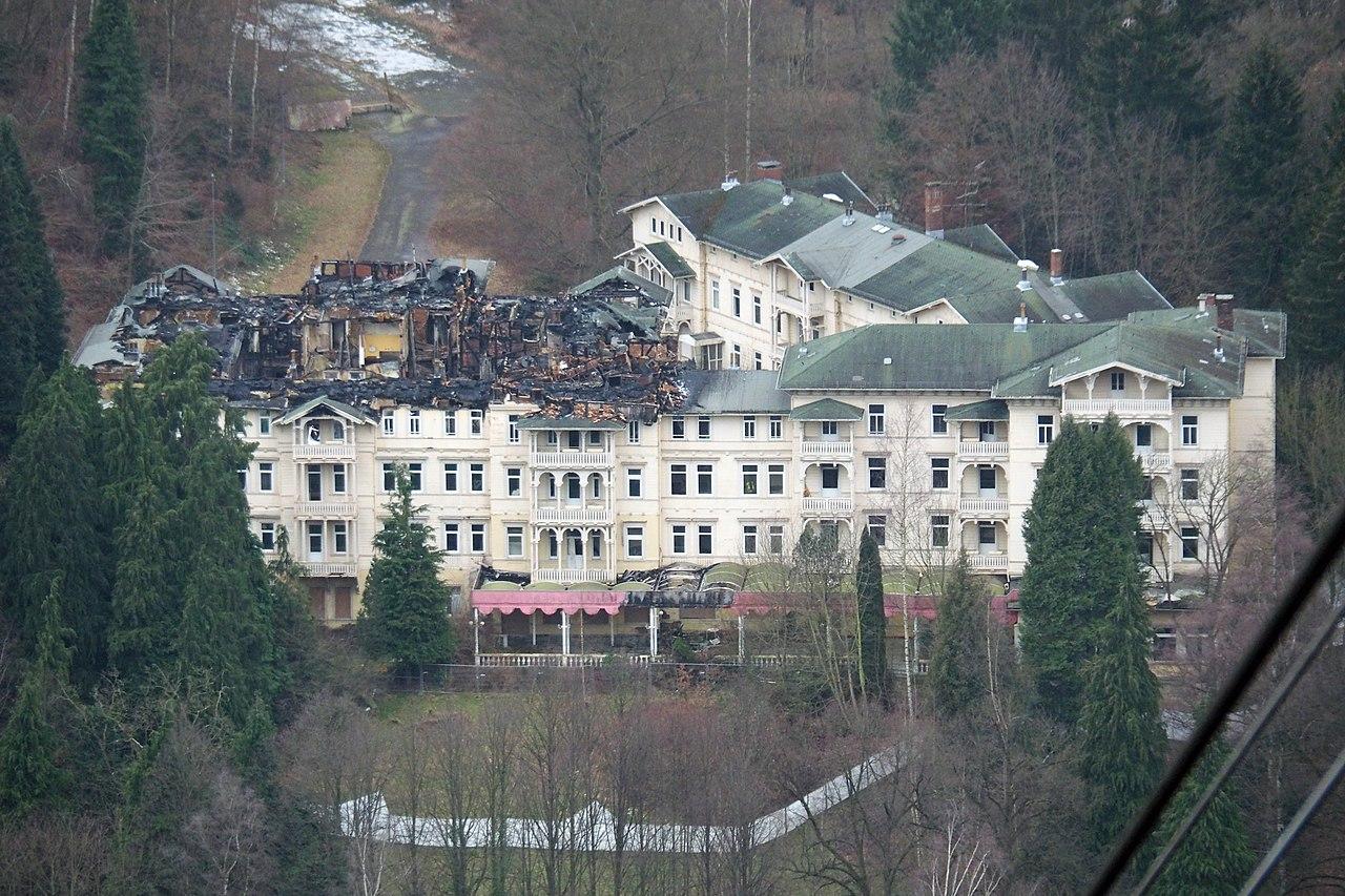 Bad Harzburg Hotel Mit Sohlebad