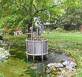 Bad Wörishofen - Skulptur am Bach 02.JPG