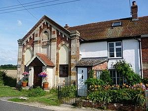 Bagber - Image: Bagber, former Methodist chapel geograph.org.uk 1436050