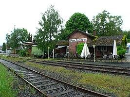 ehem. Bahnhof Groß-Bieberau