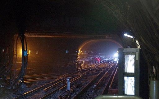 Baker Street tube station MMB 21