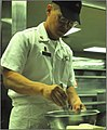 Baking Team brings pastry bliss to Dining Facility 1 150426-A-AM123-001.jpg