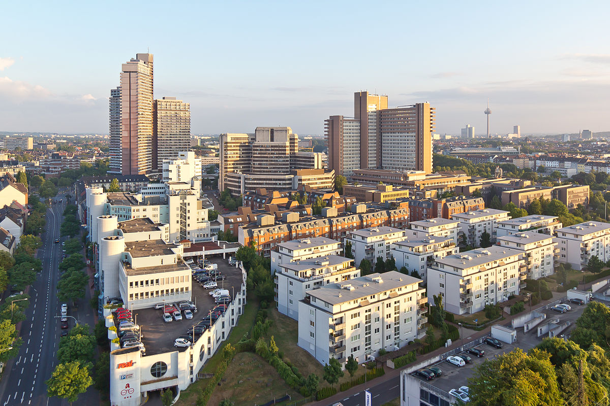 Weißhausstraße Köln