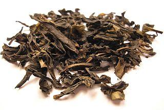 Ban Tian Yao tea