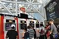 Bandai Namco Entertainment booth in Anime Expo 20150702.jpg