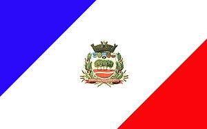 Jaboticabal - Image: Bandeira jaboticabal burdiu