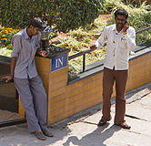 Bangalore guys on phones November 2011 -3-3.jpg