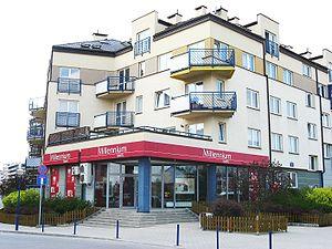 Banco Comercial Português - A branch of Bank Millennium in Poland