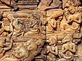 Banteay Srei - 043 Unidentified Scene (8581521079).jpg