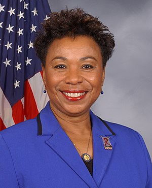 Current Chair, Barbara Lee