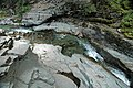 Baring Creek (Sunrift Gorge, Glacier National Park, Montana, USA) 7 (19880235620).jpg