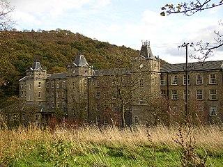 Barkisland Human settlement in England