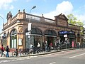 Barons Court Underground Station, Gliddon Road W14 - geograph.org.uk - 1288221.jpg