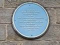 Barracks Gate House Pontefract plaque.jpg