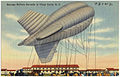 Barrage Balloon ascends at Camp Davis, N. C. (5756043716).jpg