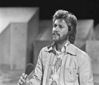 Barry Gibb - Gibb in 1973