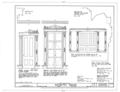 Bartow-Pell Mansion, Shore Road, Pelham Bay Park, Bronx, Bronx County, NY HABS NY,3-BRONX,6- (sheet 10 of 10).png