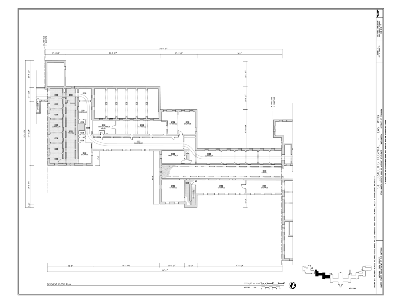 File basement floor plan st elizabeths hospital east for 539 plan