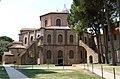 Basilica di San Vitale (V° secolo) vista dal mausoleo di Galla Placidia - panoramio.jpg
