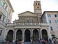 Basilica di Santa Maria in Trastevere - panoramio.jpg