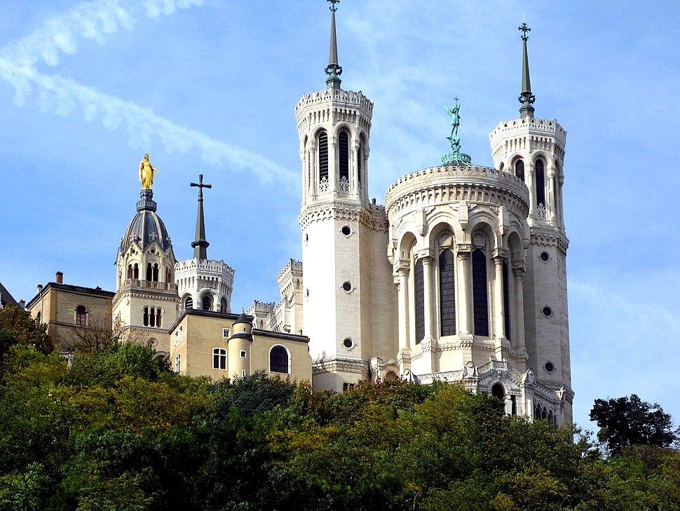Basilica of Notre-Dame de Fourvière - panoramio (1)