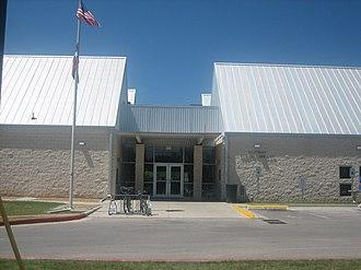 Bastrop, Texas - Image: Bastrop Library, Bastrop, TX IMG 0512