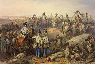 Battle of Neerwinden (1793) - Battle of Neerwinden