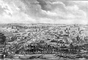 Battle of New Orleans Duval engraving cropped