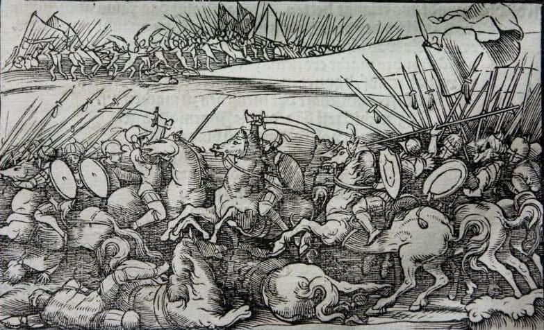 Battle of Polog 1453
