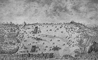 Battle of Bila Tserkva (1651) - Battle of the Bila Tserkva, by Westerveld