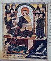 Beatus Escorial - John before the Lord (Rev 1).jpg