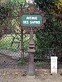 Beauchamp - Avenue des Sapins - Panneau.jpg