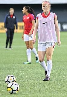 Becky Sauerbrunn American soccer player