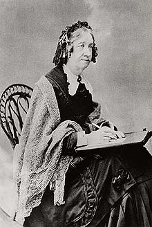 Harriet beecher stowe   wikipedia