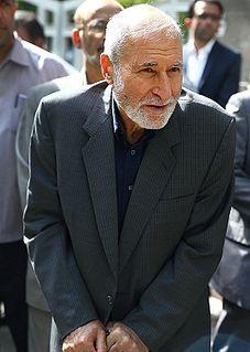 Behzad Nabavi Iranian politician