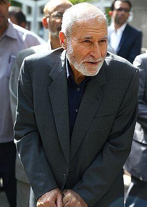 Behzad Nabavi - Image: Behzad Nabavi 2016