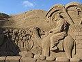 Belén de Arena en la playa de las Canteras - panoramio - isol.jpg