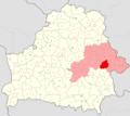 Belarus, Mahilioŭskaja voblasć, Slaŭharadski rajon.png