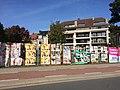 Belgische lokale verkiezingen 2018 reclame Kortrijk.jpg
