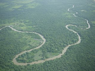 Belize River river in Belize