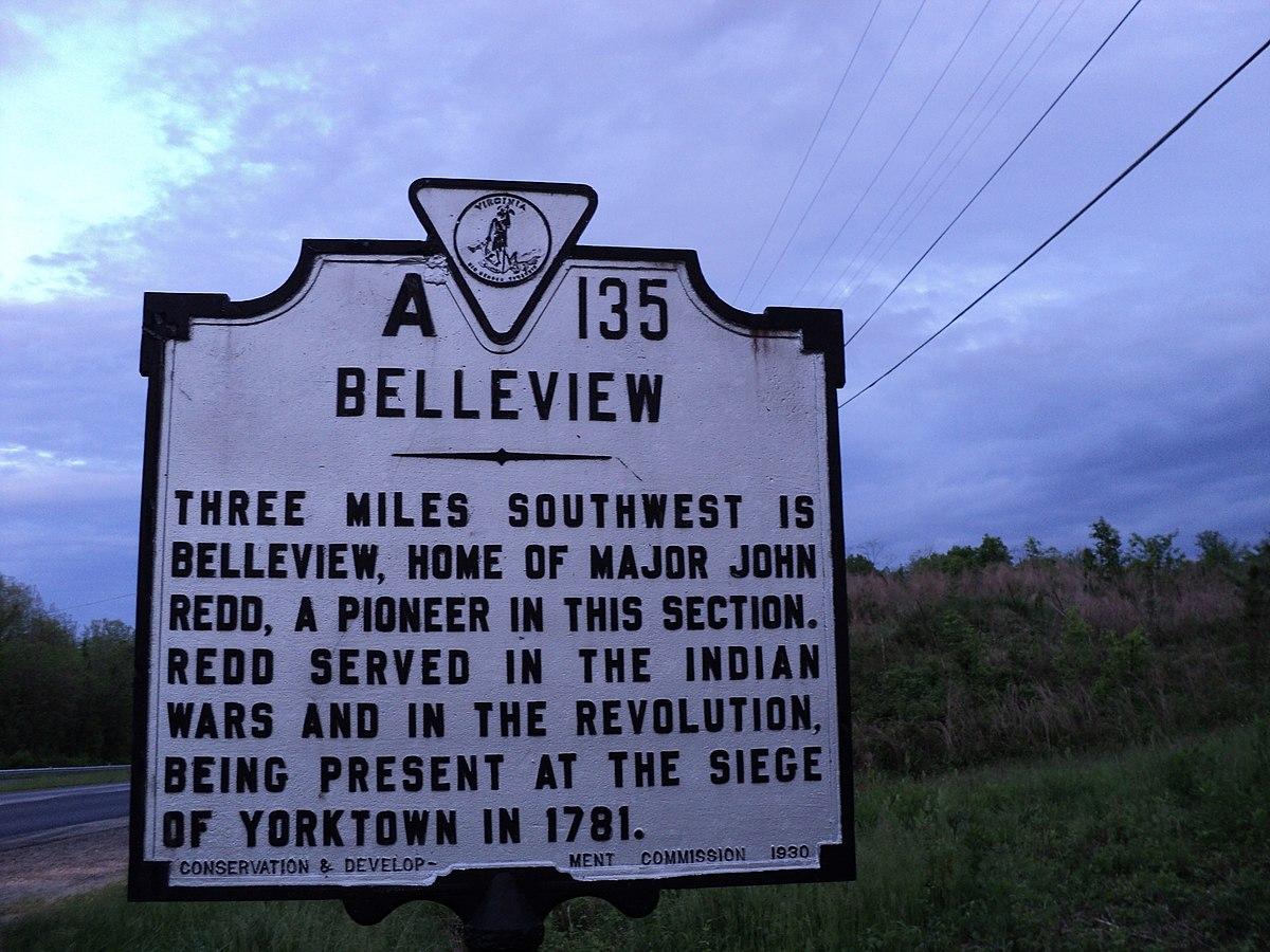 Belleview Ridgeway Virginia Wikipedia