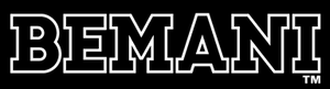 Bemani - The standard Bemani logo.