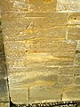 Bench Mark, Abbey Church of St Mary - geograph.org.uk - 2146056.jpg